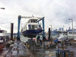 NY Waterways Drydock