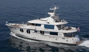 Horizon Yachts 105