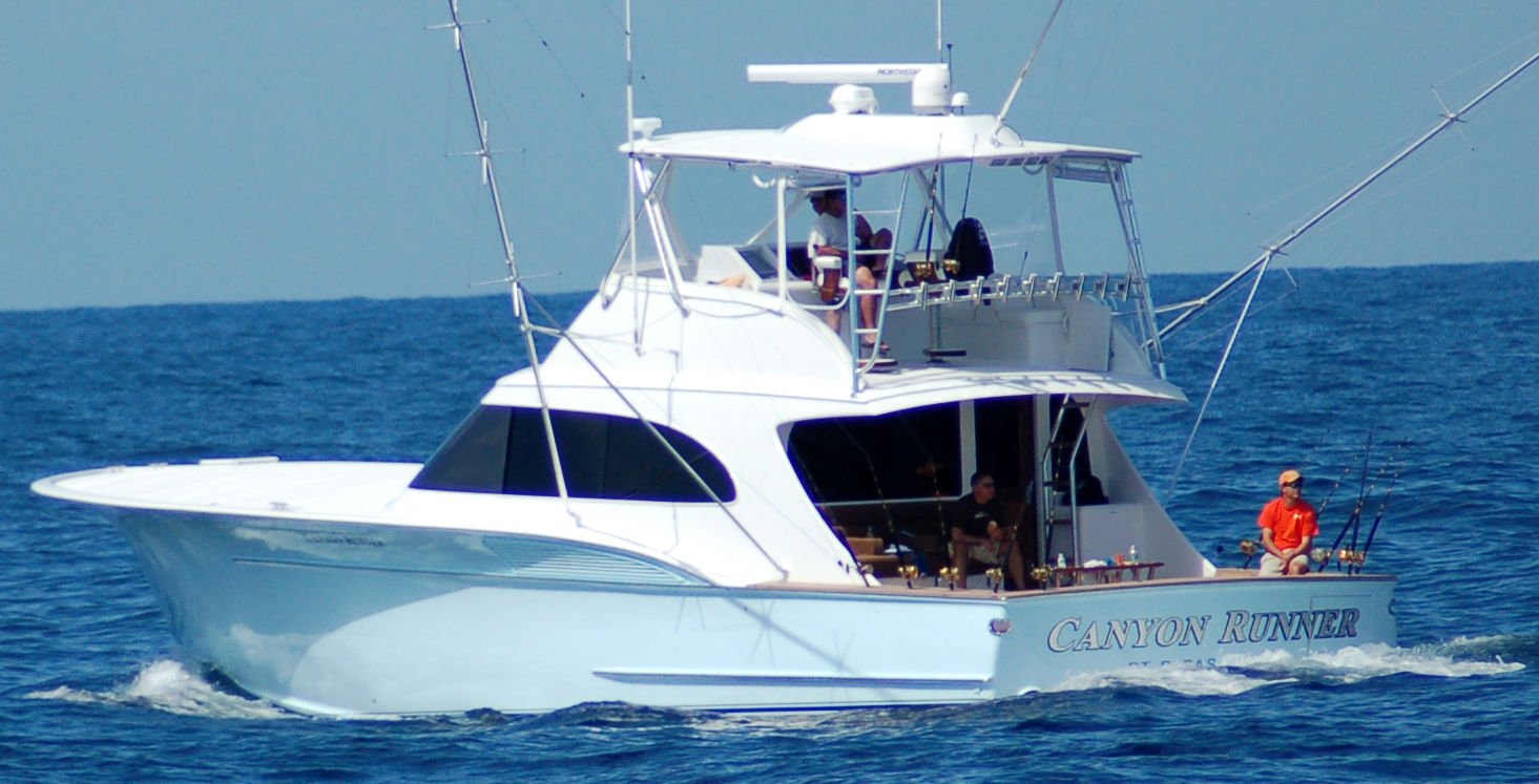 Canyon Runner Sportfishing Stays Connected With GPLink
